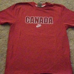 Nike Canada tshirt